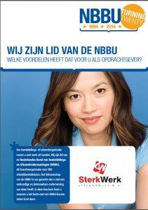 Wij zijn lid van de NBBU